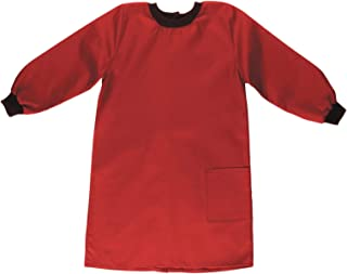 Kids Premium Painting Smock Apron - Arts and Crafts, Waterproof, Baking, Cooking, School