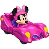 Fisher-Price Disney Mickey and the Roadster Racers - Minnie's Pink Thunder Die-cast Vehicle