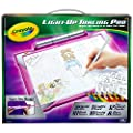 Crayola Light-Up Tracing Pad, Coloring Board for Kids, Gift, Toys for Girls, Ages 6, 7, 8, 9