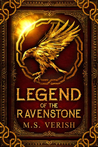 Legend of the Ravenstone: Ravenstone Saga - Book 1 cover