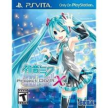 Hatsune Miku: Project DIVA X - PlayStation Vita