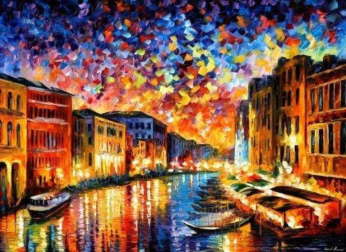 Canal Grande Venice - 7