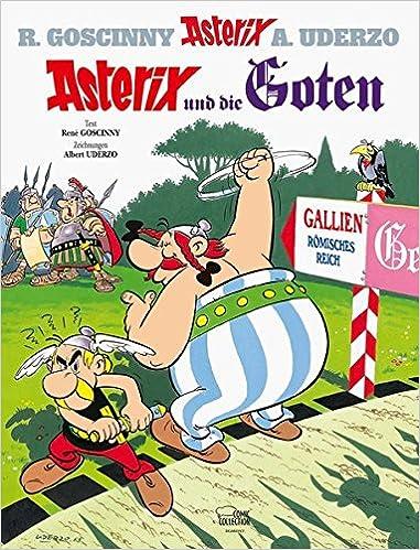 Asterix 07 asterix und die goten german edition albert uderzo asterix 07 asterix und die goten german edition albert uderzo ren goscinny 9783770436071 amazon books thecheapjerseys Images