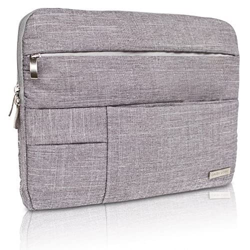 13.3 Inch Laptop Sleeve Bag Cover – Ideal as any 13 Inches Laptop Case – MacBook Air & Pro, Dell, HP, Asus, Lenovo – Strong & Sturdy Protection for sale