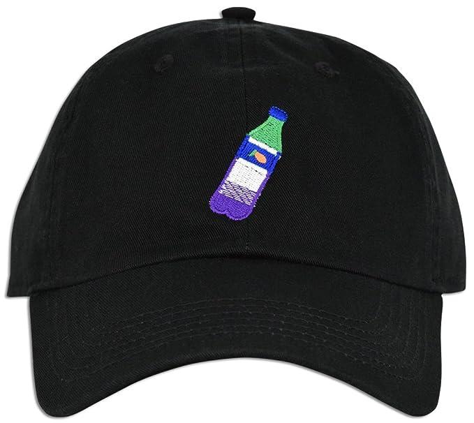 5551f35a9 Lean Purple Codeine Emoji Memes Embroidered Dad Hat Unisex