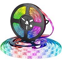 ELEAD LED Strip Light USB Powered Smart WiFi 2 Meter TV Backlight Strips Lighting Colorful 5050 RGB Lights Home…