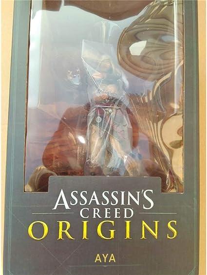 Assassin/'s Creed Origins Aya 27cm PVC Figure Statue New NoBox A+
