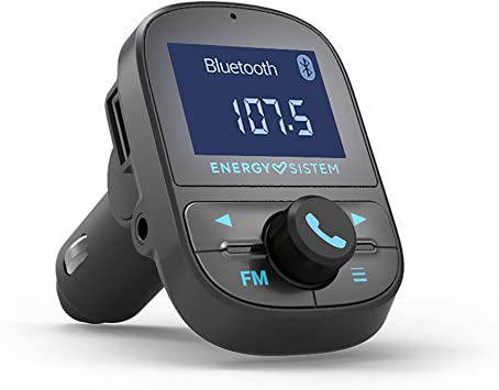 Energy Sistem Car Transmitter FM Bluetooth Pro (Bluetooth ...