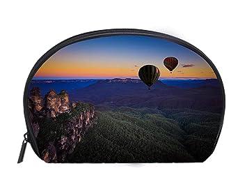 Amazon com : Custom design Portable Toiletry Cosmetic Bag Hot air