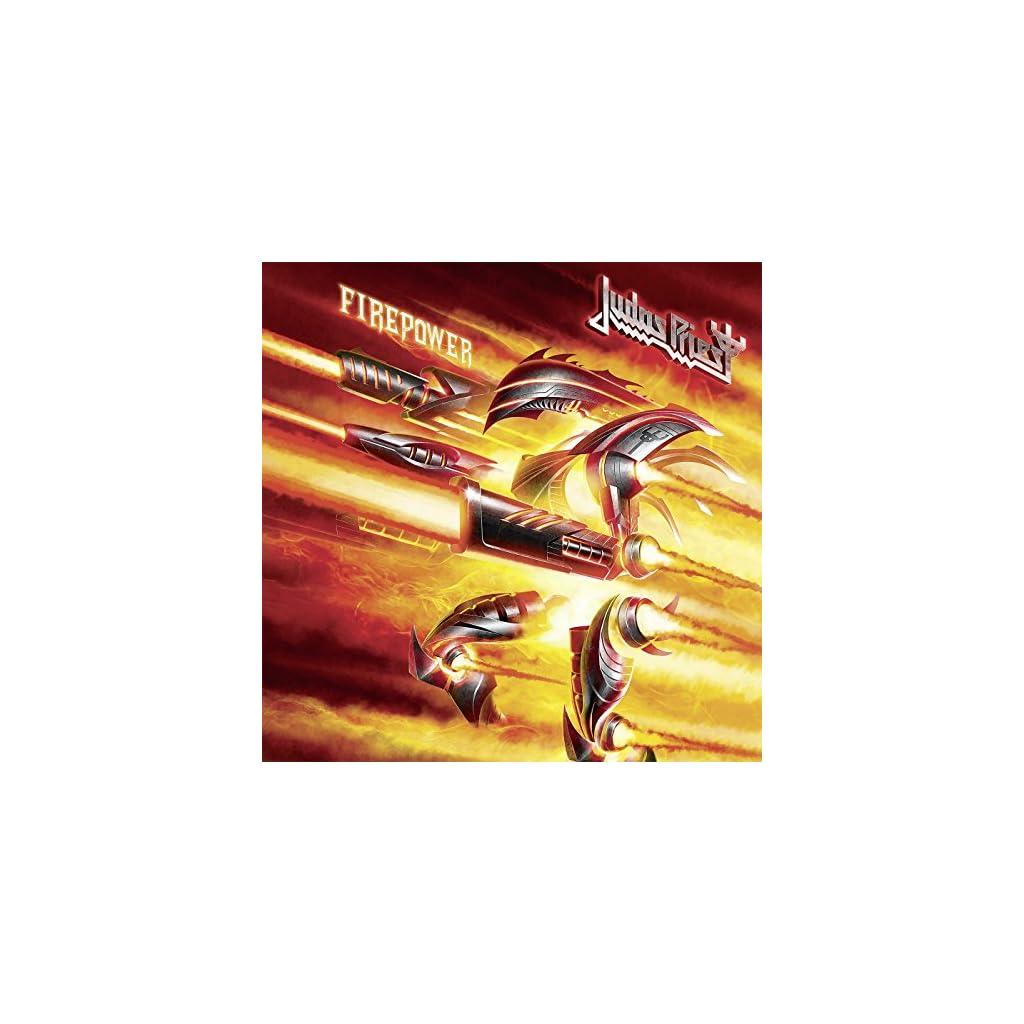 Firepower (Red Vinyl)