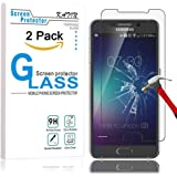 Galaxy Note 5 Screen Protector - KATIN [2-Pack] Samsung Galaxy Note 5 Premium 9H Tempered Glass [ 3D Touch Compatible 2.5D Round Edge ] with Lifetime Replacement Warranty