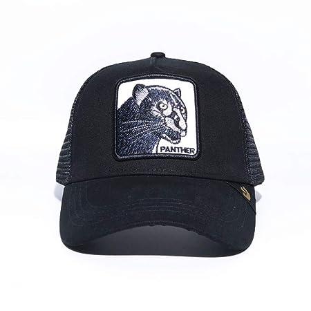 sdssup Eagle Gorra De Béisbol Bordada Gorra Bend Cap Leopard Negro ...