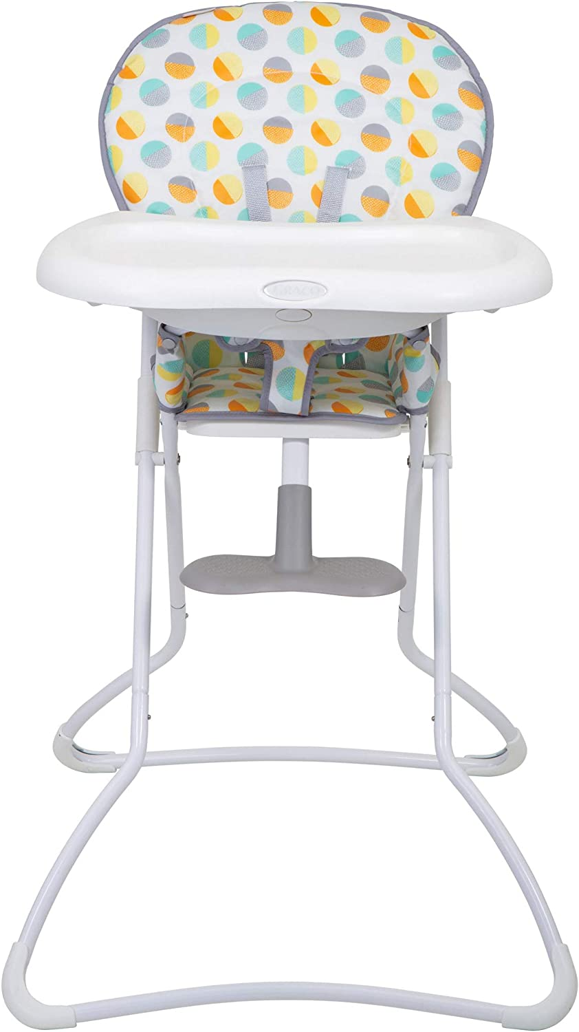 Graco Snack N/' Stow Compact Highchair Fruitella
