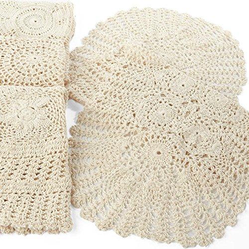 Hand Crocheted Runner (36