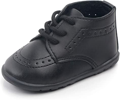 Quernn Boys Girls Lace Up Shoes