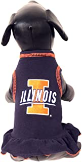 product image for NCAA Illinois Fighting Illini Cheerleader Dog Dress