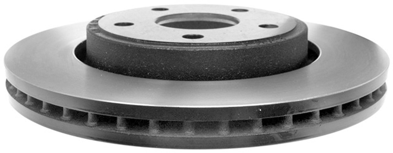 ACDelco 18A2345 Professional Front Disc Brake Rotor by ACDelco