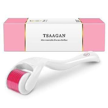 Amazon.com: Derma Roller, TSAAGAN - Instrumento para ...