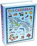 Caribbean Photo Album , Caribbean Souvenir Photo Album
