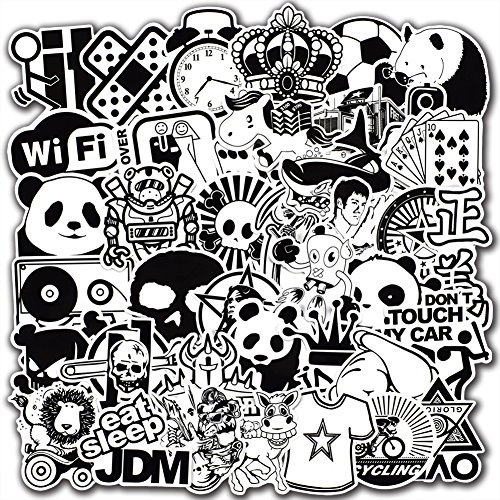 Graffiti Stickers  for Laptop Car Motorcycle Bicycle Luggage