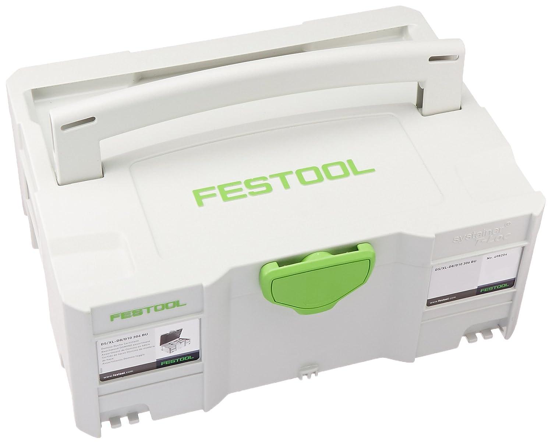 Festool 498204 Surtido DOMINO XL tacos haya DS//XL D8//D10 306x BU