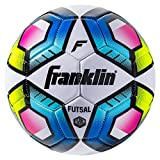 Franklin Sports Official Futsal Ball, Multicolor, Size 4