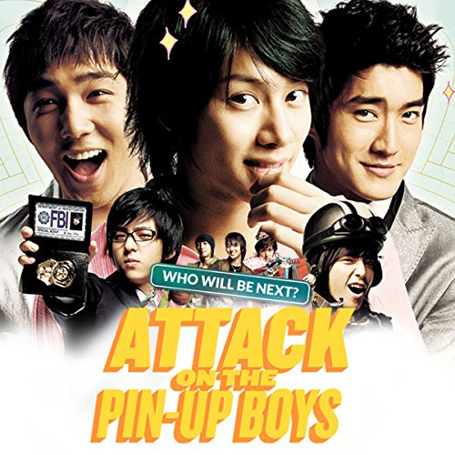 Attack on the Pin-Up Boys