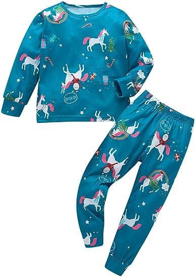 Conjuntos Bebe,ASHOP Pantalones de Pijama Ropa Recien Nacido ...