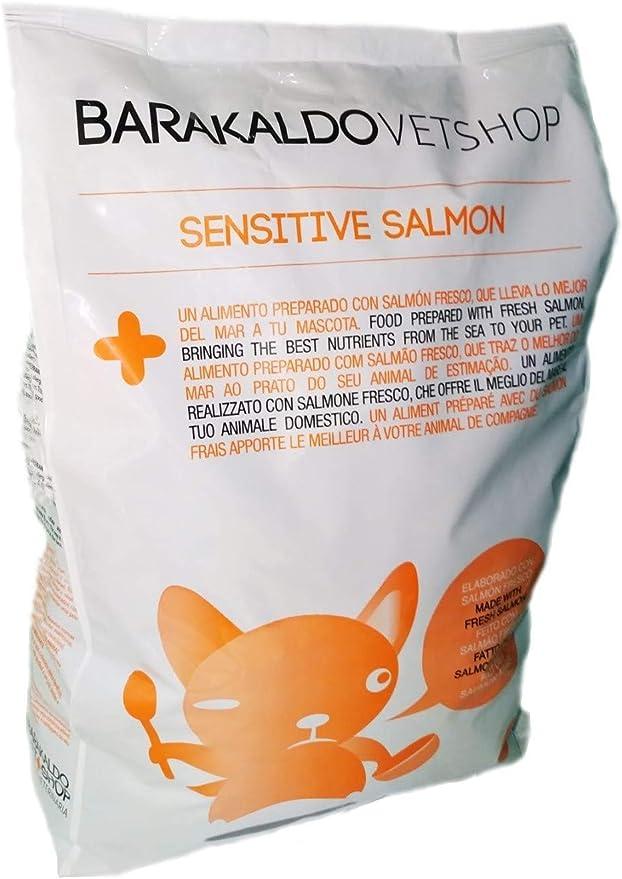 BARAKALDOVET Alimento Sensitive Salmón Barakaldo Vet Shop - 3 ...