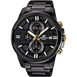 Casio Edifice Chronograph Black Dial Men's Watch - EFR-543BK-1A9VUDF (EX224)