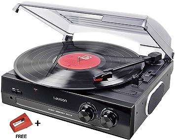 Amazon.com: Lauson JTF5 - Reproductor de grabaciones con ...