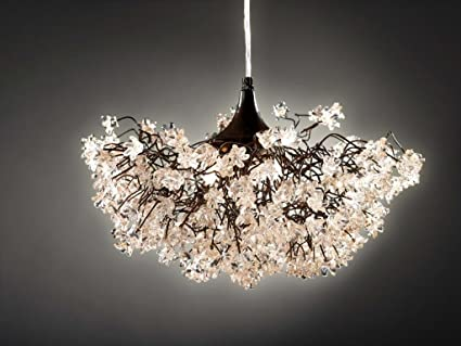 Kronleuchter Floral ~ Lampe art d & # x17d; co u2013 hängeleuchte u2013 kronleuchter design