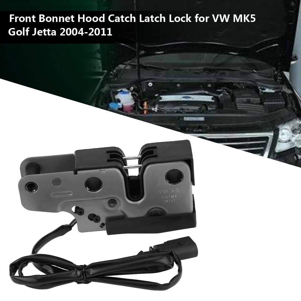 Cuque Hood Latch Lock 1K1823509E Front Bonnet Hood Catch Latch Lock 2004-2011