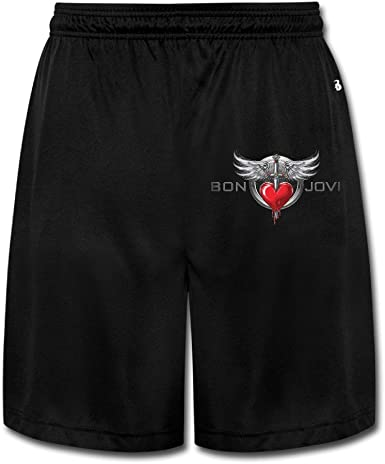 Bon Jovi corto pantalones de chándal de forro polar Gentleman Cool