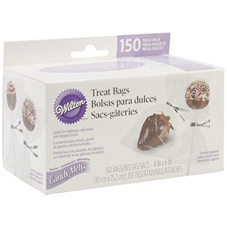 Wilton 1912-9508 150/Pack Treat Bags
