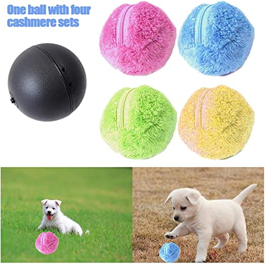 Umiwe Magic Roller Ball, 2 en Función de 1 Mascota de Juguete ...