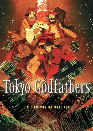 Filmcover Tokyo Godfathers