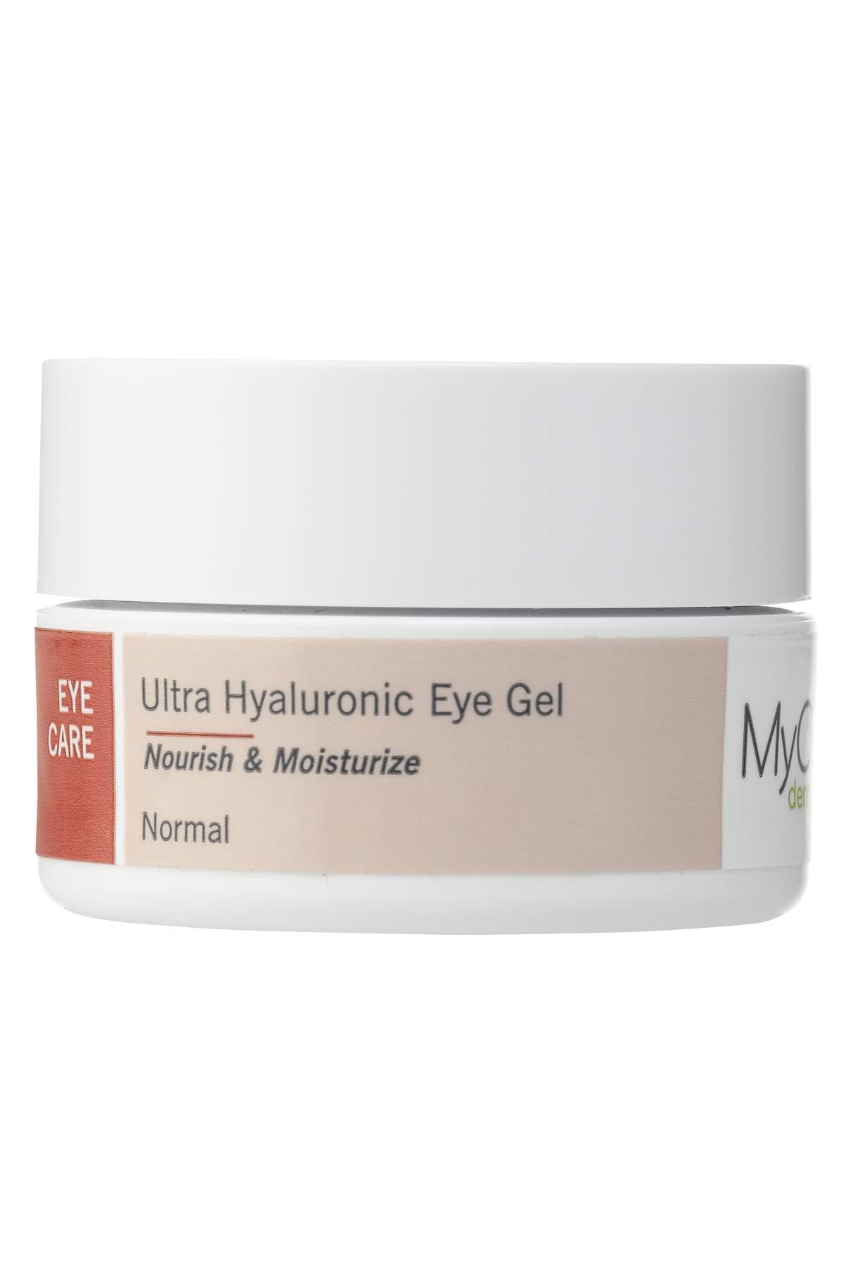 Mychelle Dermaceuticals Ultra Hyaluronic Eye Gel, 0.45 Fluid Ounce by MyChelle Dermaceuticals