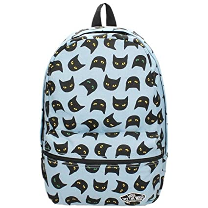 f4224272ef Image Unavailable. Image not available for. Color  Vans Calico Cat Backpack