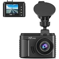 "Vantrue N1 Pro Full HD 1920X1080P Mini Dash Cam for Cars, 1.5"" LCD Mini Car Dash Camera with Sony Sensor, Super Night…"