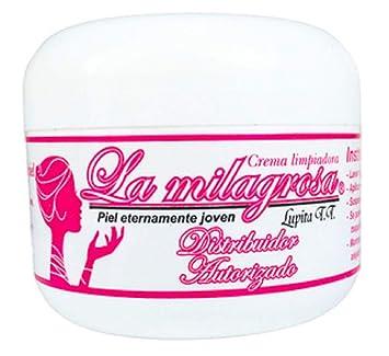 www crema la milagrosa com