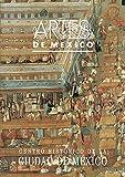 img - for Centro Historico de la Ciudad de Mexico (The Historic Center of Mexico City), Artes de Mexico # 1 (Bilingual edition: Spanish/English) (Spanish and English Edition) book / textbook / text book