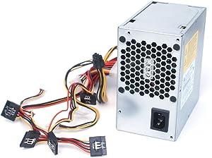 Genuine Delta 280W Power Supply Unit PSU Power Brick Replaces Dell Part Numbers R850G, XW600, XW601, YX445, 6R89K, XW599, D382H, H057N, CD4GP, XW596, 9V75C, C411H, DVWX8, FFR0Y, GH5P9, H056N, HT996, J036N, K932C, N183N, N184N, N189N, N383F, N385F, P981D, PKRP9, R215C, R851G, RJDR3, XW597, XW598, Y359G, YX309, YX446, YX448, YX452, F77N6, R850G, R851G, YX309, DG1R8 Replaces Dell Model Numbers: DPS-300AB-24 G, DPS-300AB-24 B, HP-P3017F3, D300R002L, HP-P3017F3 LF, PS-5301-08, DPS-300AB-47, PS-6301-6, HP-P3017F3 3LF, DPS-300AB-36 B, ATX0300D5WB Rev X3, HP-P3017F3P, DPS-300A B-26 A, 04G185015510DE, PC6037, PS-6301-6, DOS-300AB-36B, PS6301-02, PA-5301-08, DPS-200AB-26, 04G185015610DE, DPS-300AB-24B, DOS-300AB-36B, PC6037, D300R002L, DPS-530XB-1A, DPS-530VB-1A, PS-6351-2, ATX0350P5WA, DPS-350XB-2 A, DPS-350VB C, CPB09-001B, ATX0350D5WA, ATX0350D5WC