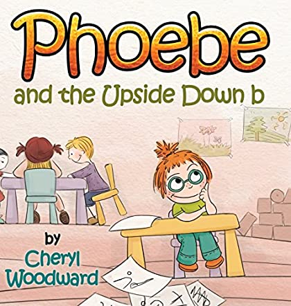 Phoebe and the Upside Down b