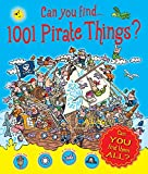 img - for Can You Find 1001 Pirates and Other Things? (Who's Hiding?) book / textbook / text book