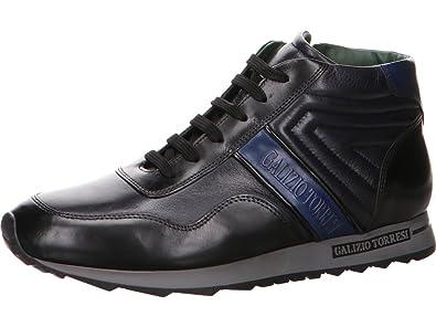 e46272a71d3aec Galizio Torresi Herren Sneaker 3215 321588 V17506 schwarz 525782   Amazon.de  Schuhe   Handtaschen