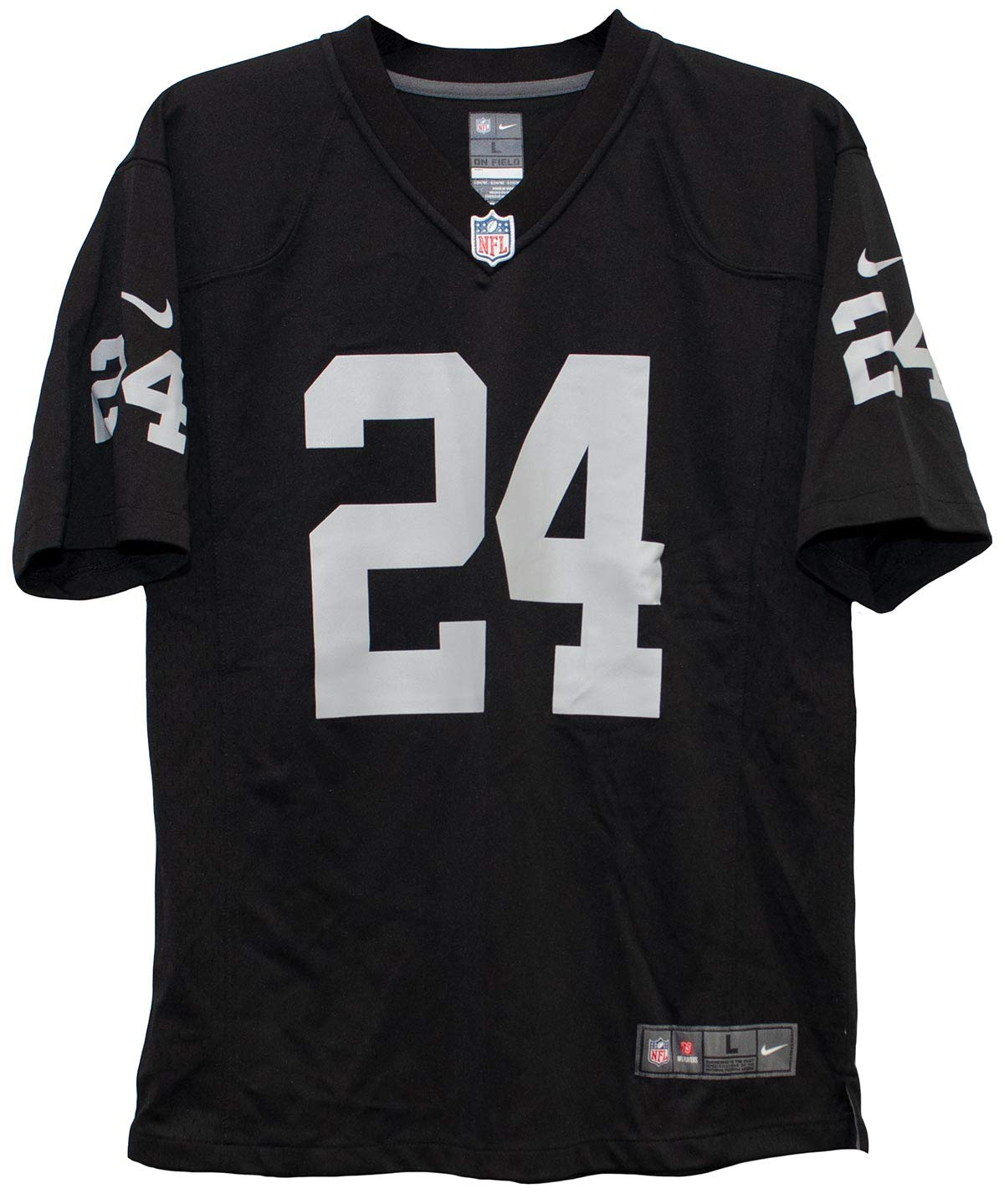 7fd250f0d Amazon.com   Nike Charles Woodson Oakland Raiders Team Color Youth Game  Jersey   Sports   Outdoors