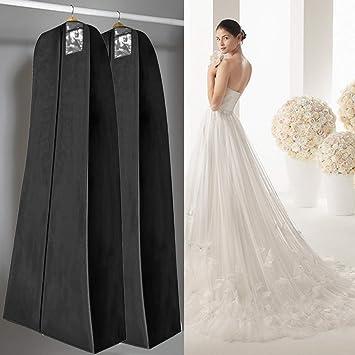 Dhoutdoors Sac De Robe De Mariée Housse à Vêtements Longue