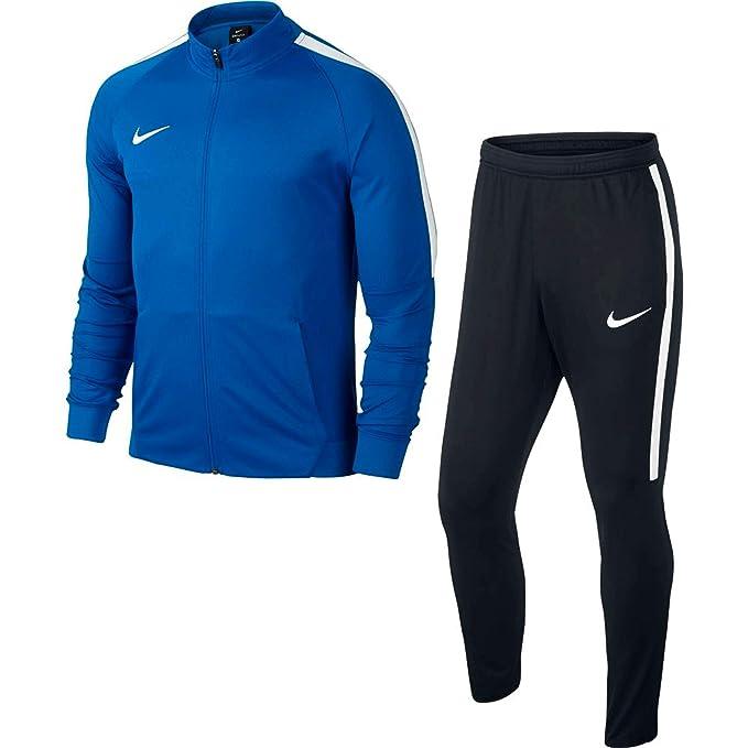 Nike M NK Dry SQD17 TRK Suit K Tuta huomo