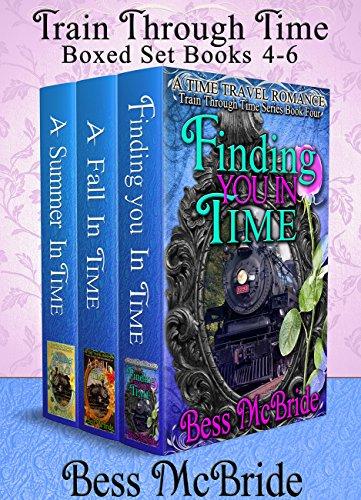 (A Train Through Time Series Boxed Set Books)